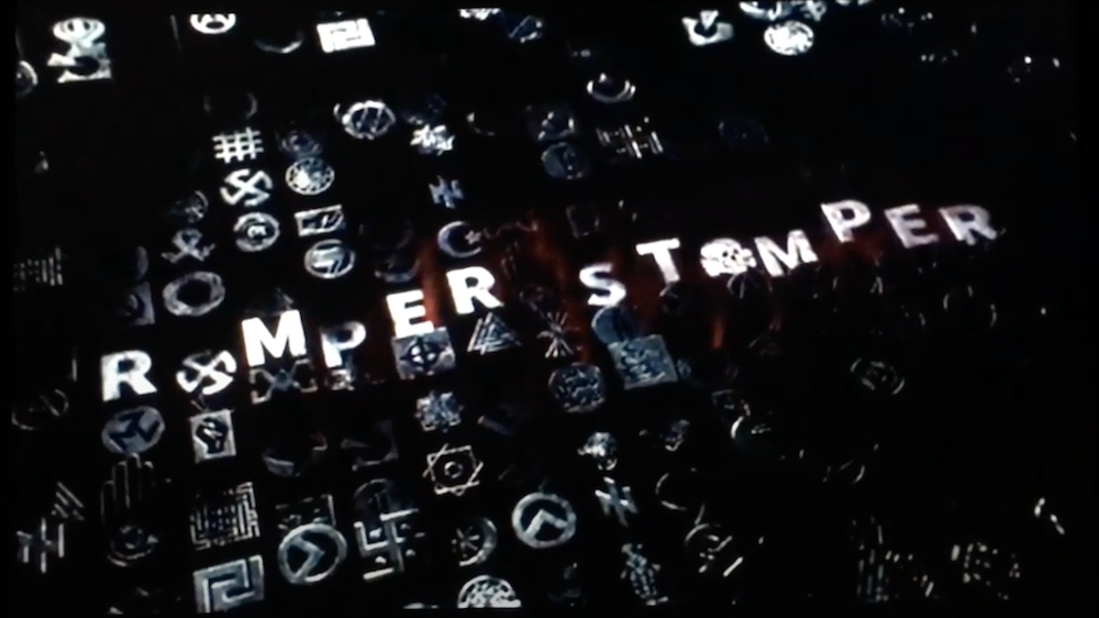 Romper Stomper – TV Series – Opening Titles Composed by John Clifford White –  Mixed by Tim Johnston